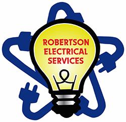 Robertson Electrical Services logo